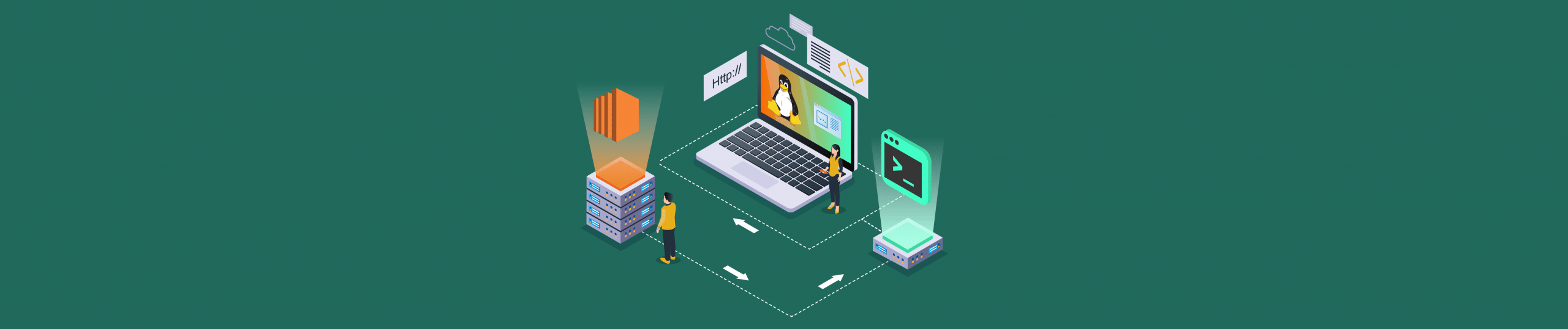 connect to aws ec2 Linux instance using SSH