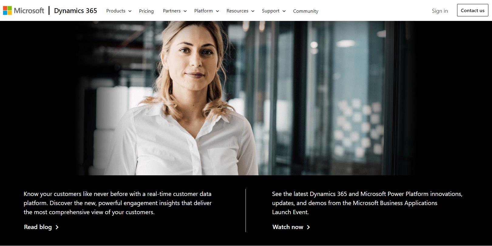 Dynamics 365 Shopify ERP