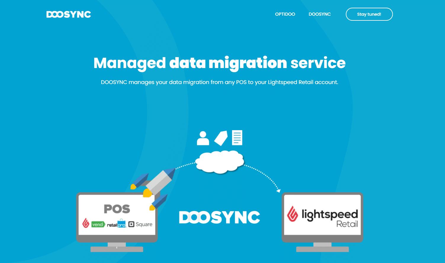 DooSync migration