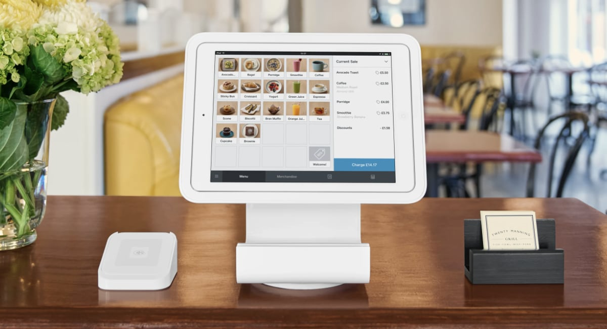 Square POS introduction