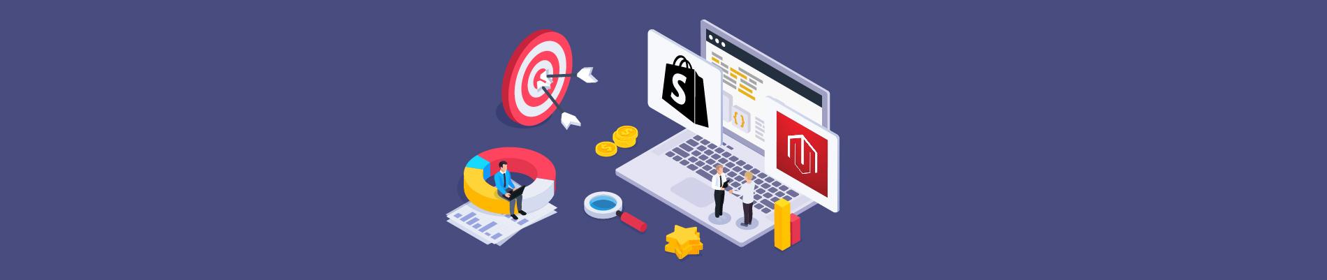 shopify plus adobe commerce cloud