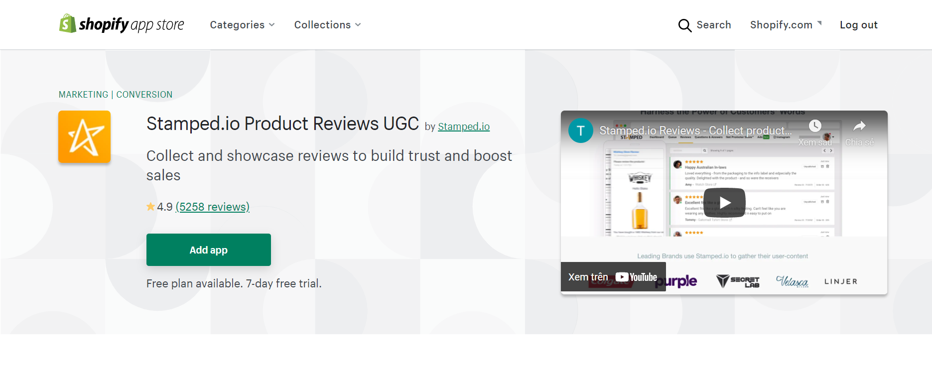 stamped io product reviews ugc