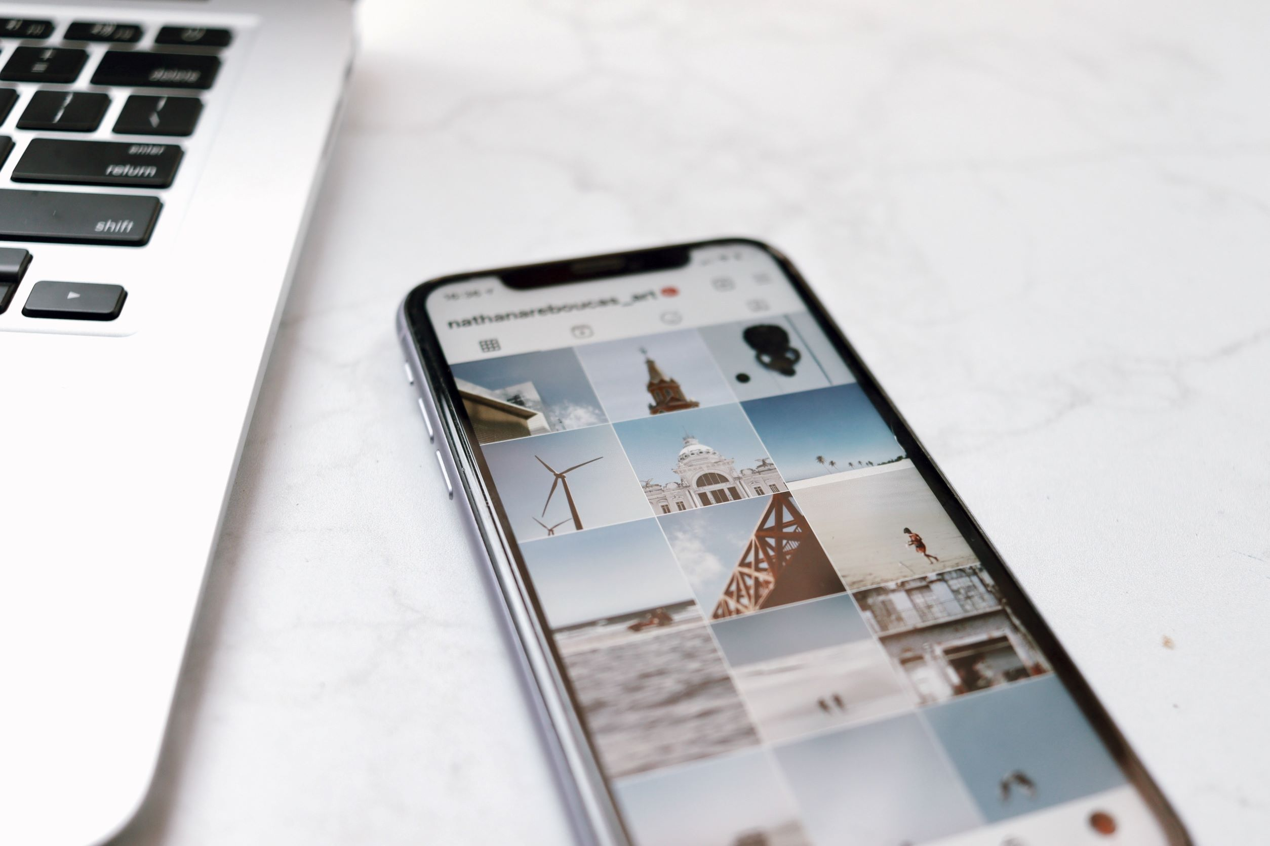 the signature style of your brand in instagram