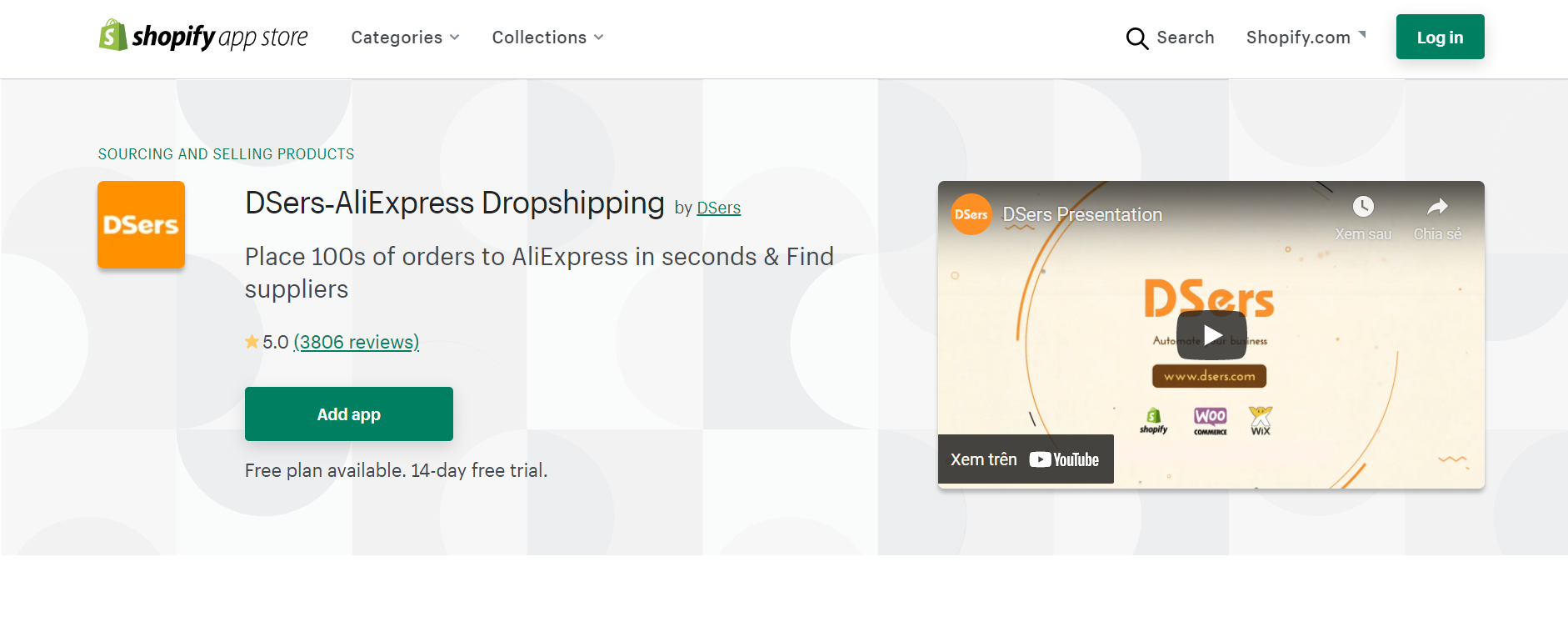 dsers aliexpress dropshipping