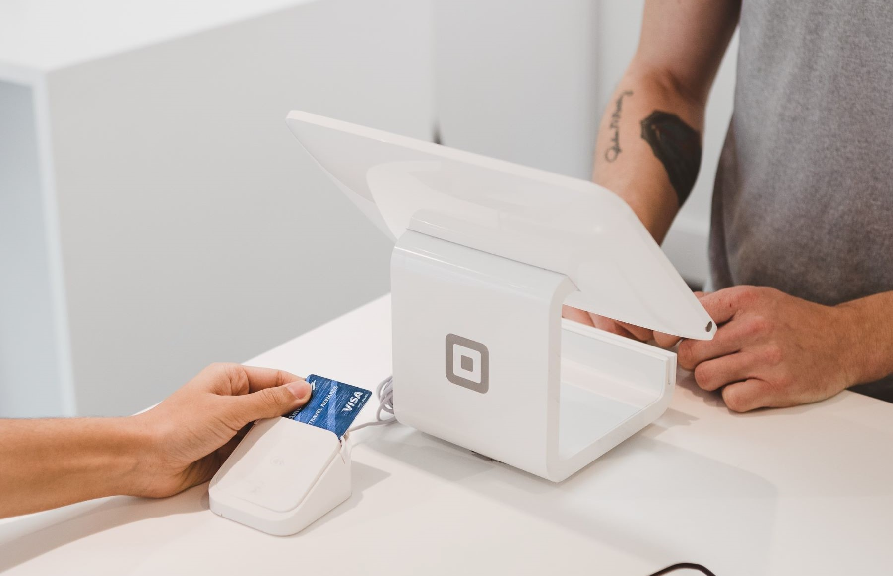 the solution square payment offers