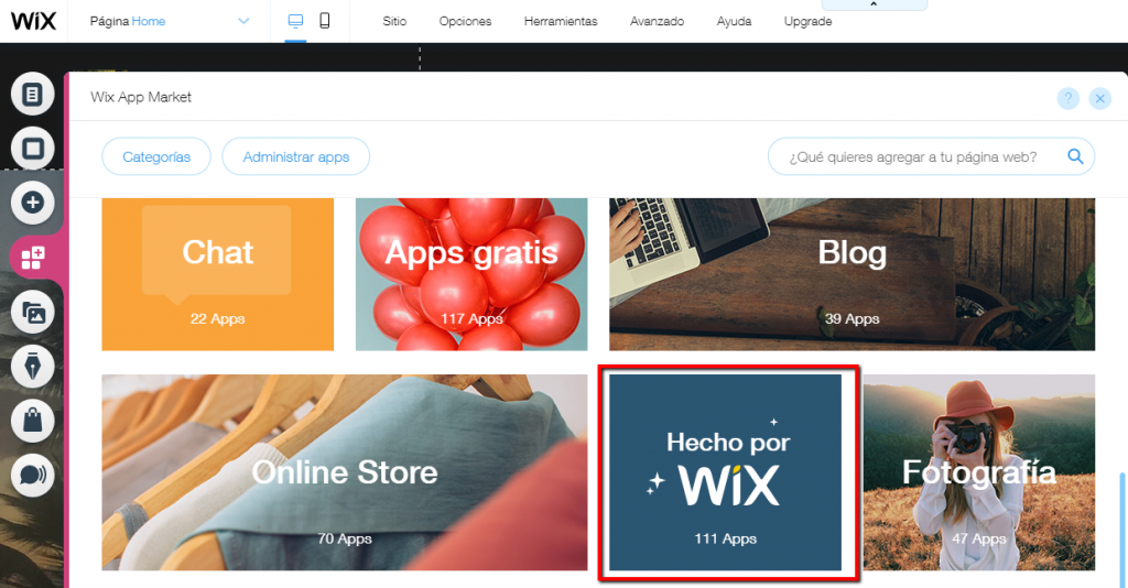 wix introduction